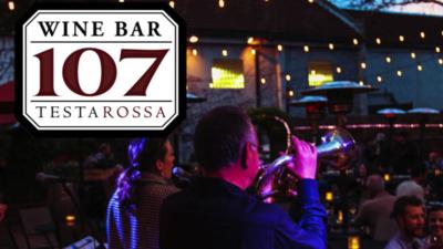 Musician at Wine Bar 107