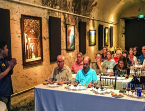 Mercury News – Testarossa and Byington Wineries to offer Fall classes
