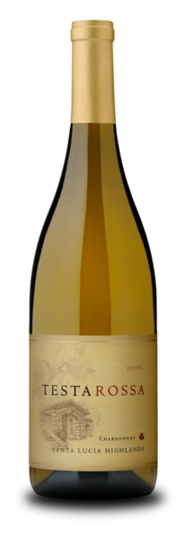 2016 TestarossaSanta Lucia Highlands Chardonnay bottle