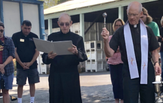 2018 Blessing of Grapes