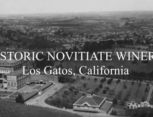 Jesuit Novitiate Historic Winery