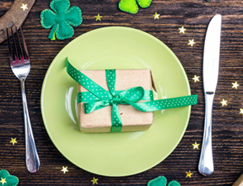 Chef Nadiv's St. Patrick's Day Recipes