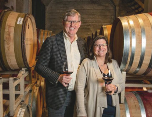 Silicon Valley Business Journal – How Testarossa Winery got its start