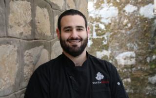 Nadiv Geiger, Testarossa Chef of Cuisine