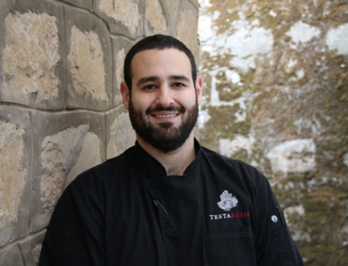 Get to Know Testarossa's Chef, Nadiv Geiger – Part I