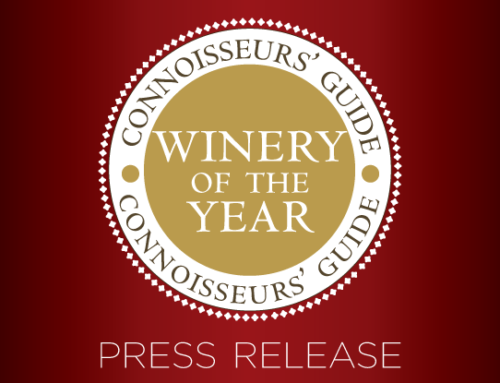 Testarossa Winery is Selected as Winery of the Year (Press Release)
