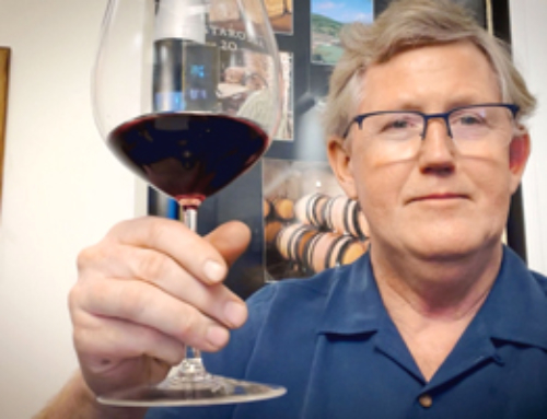 Taste Garys' and Sierra Mar Vineyards with Rob Jensen